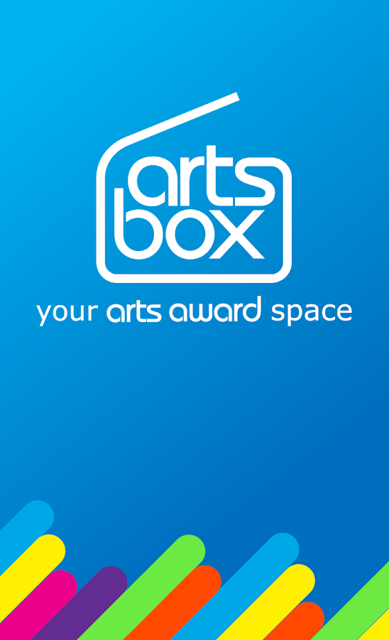 Artsbox- screenshot