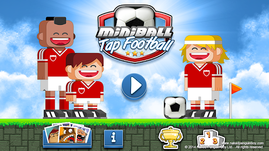 Miniball Tap Football- screenshot thumbnail