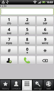 Scydo Free Android Calls - screenshot thumbnail