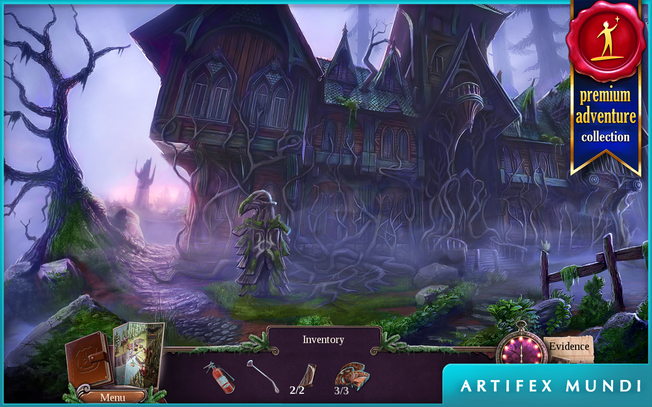 Enigmatis 2: The Mists of Ravenwood- screenshot