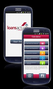 Loans Actually - screenshot thumbnail