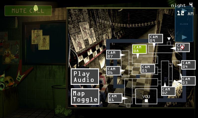 Five Nights at Freddy's 3 screenshot #2