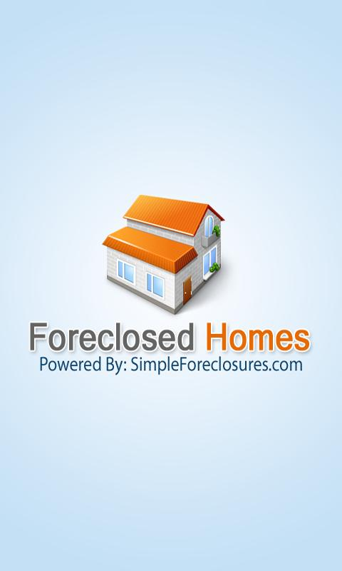 Foreclosures- screenshot