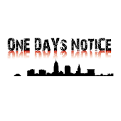 One Days Notice