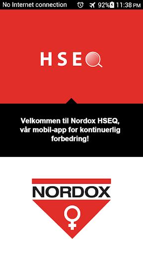 Nordox HSEQ