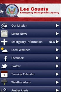 Lee County EMA - screenshot thumbnail
