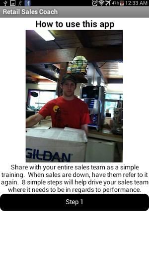 Retail Sales Coach