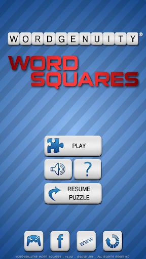 Wordgenuity® Word Squares