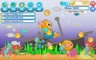 Screenshot of Piranha Attack - Free