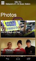 Screenshot of hitz.fm