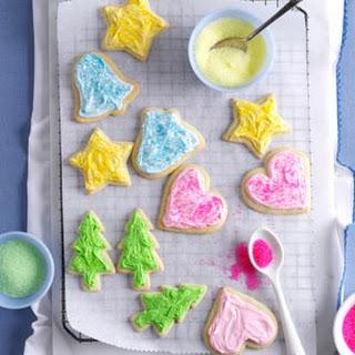 Deluxe Sugar Cookies.