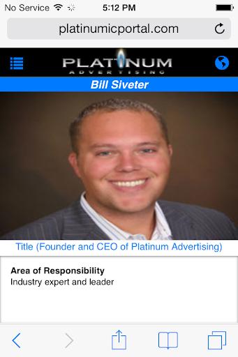 Platinum Advertising Mobile