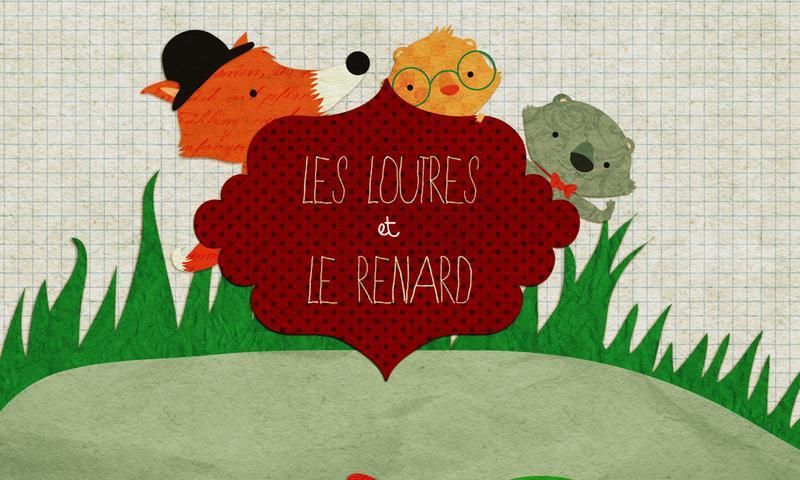 Les Loutres et le Renard- screenshot