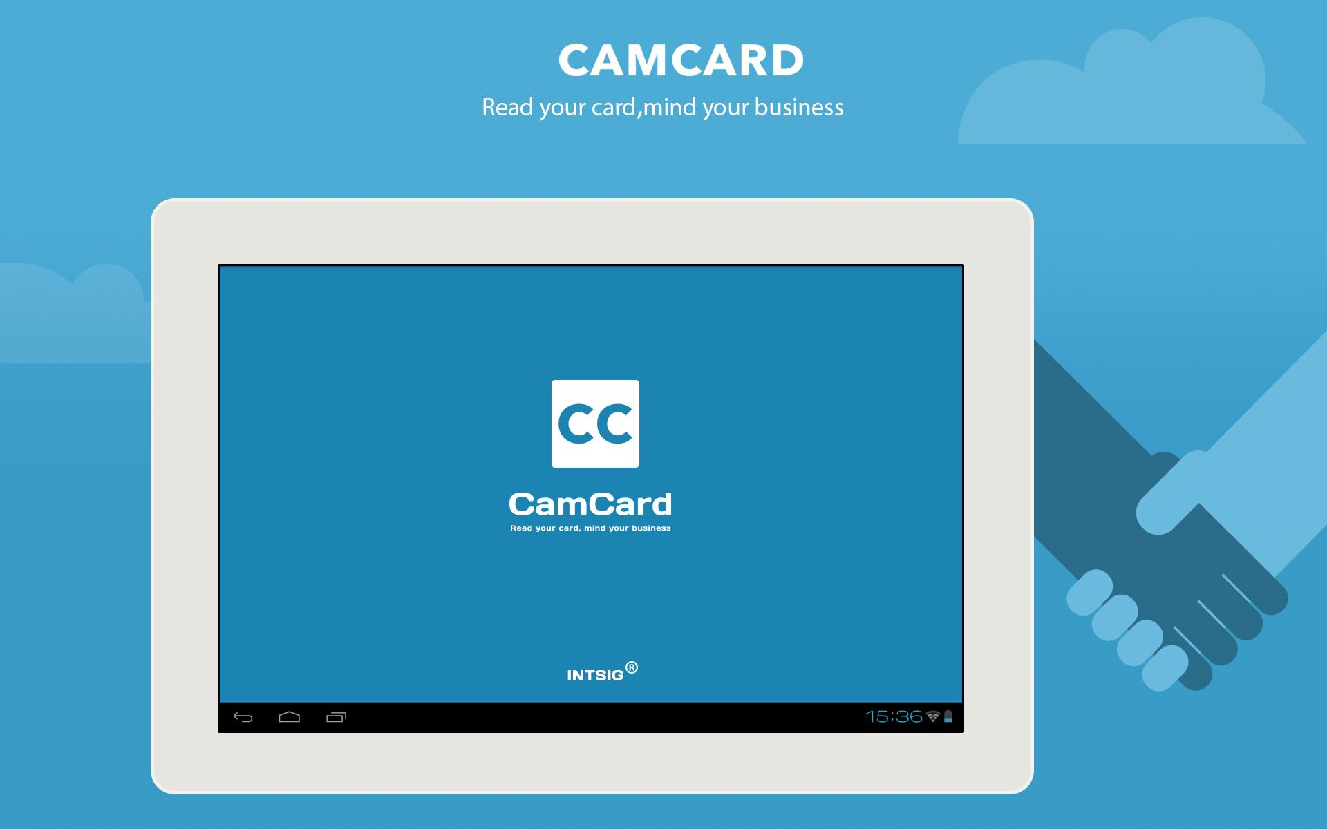 CamCard - BCR (Western) screenshot #11