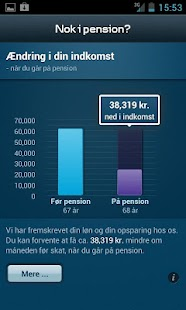 Mobilpension - screenshot thumbnail