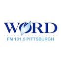 101.5 WORD logo