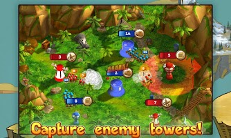 Screenshot of Tower Storm