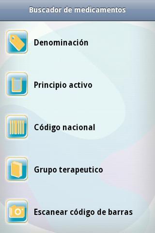 InfoMed profesional- screenshot