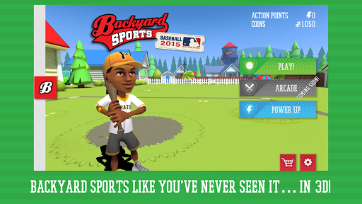 Backyard Sports Baseball 2015