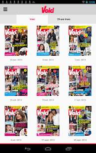 Voici le magazine - screenshot thumbnail