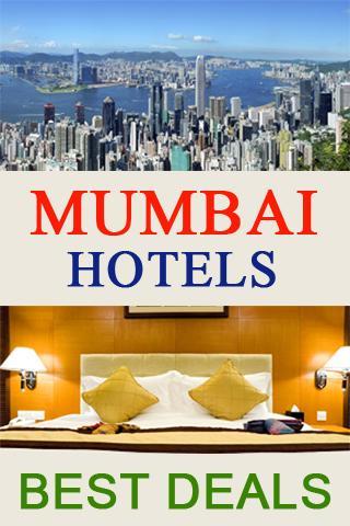 Hotels Best Deals Mumbai India