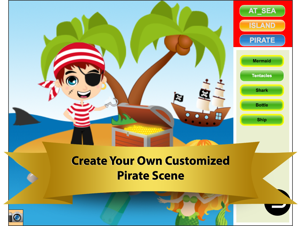 Pirates: Raiders of the Sea- screenshot