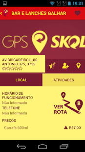 GPS Skol- screenshot thumbnail