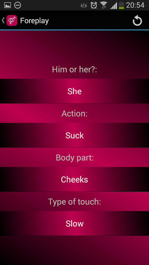 Erotic Dice plus Truth or Dare- screenshot