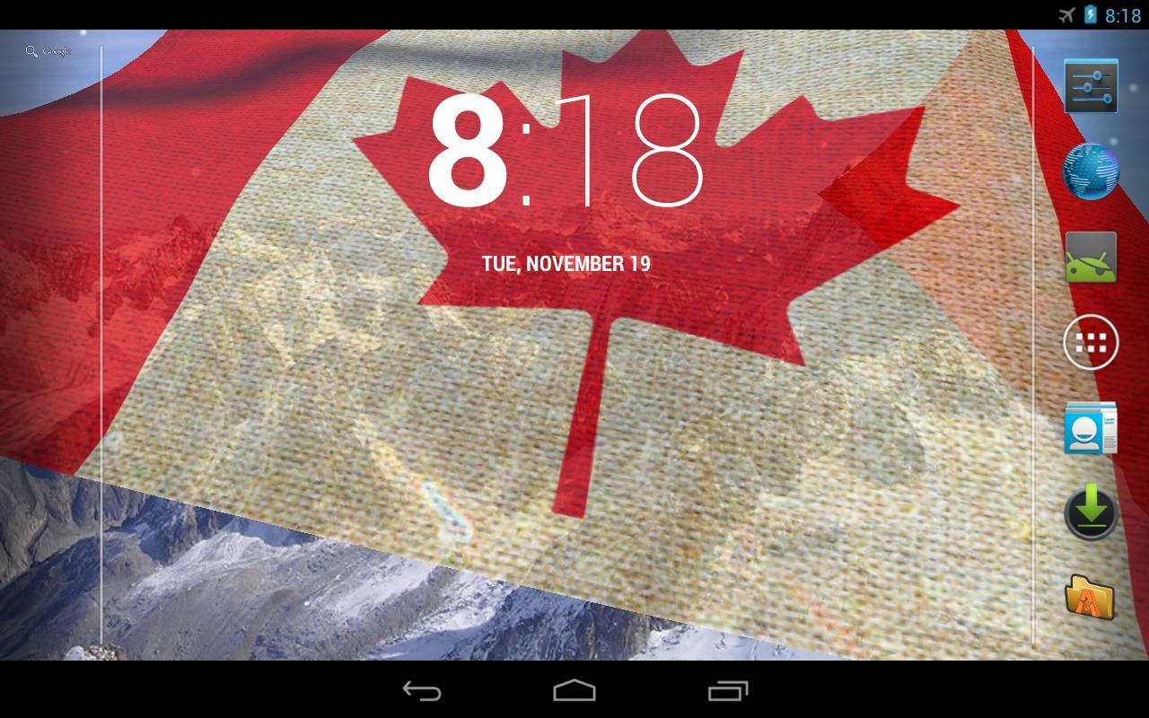 Kanada flagge wallpaper for 3d wallpaper canada