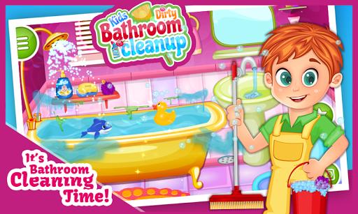 玩休閒App 骯髒的衛生間清理免費 APP試玩