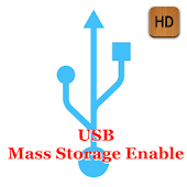 usb mass storage enable howto
