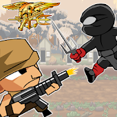 Navy SEAL v Ninja Kiwi Thrower