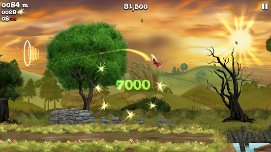 Firefly Runner Screenshot 2