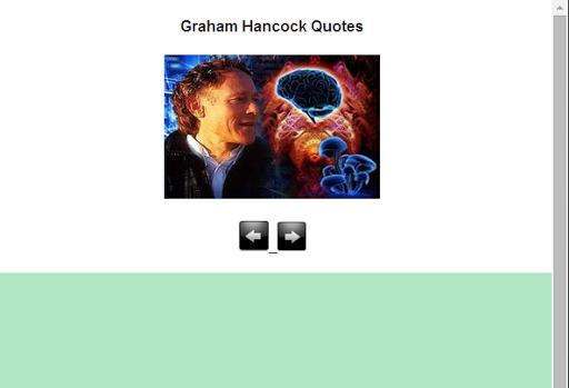 Graham Hancock Quotes