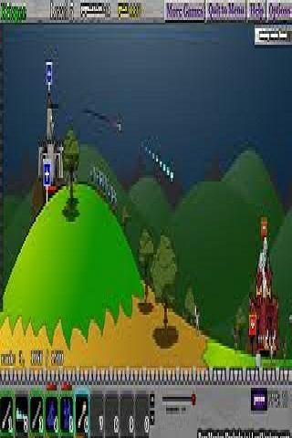 Bowmaster Prelude - screenshot