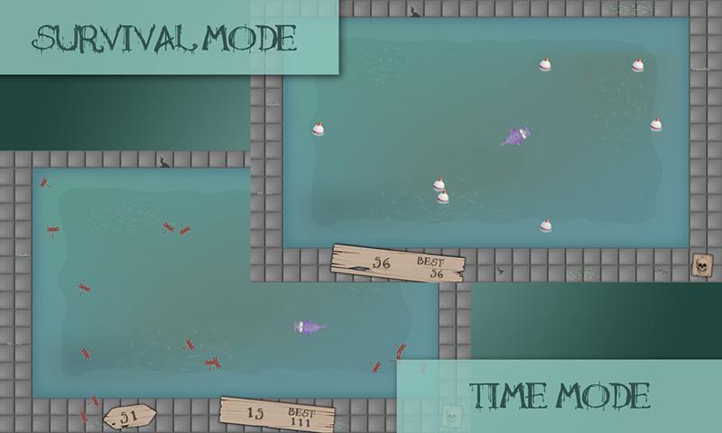 Zombie Pond- screenshot