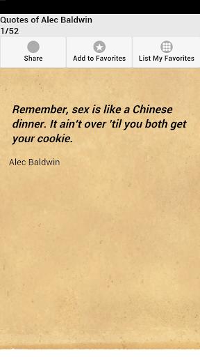 Quotes of Alec Baldwin