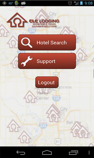 CLC Lodging Hotel Locator