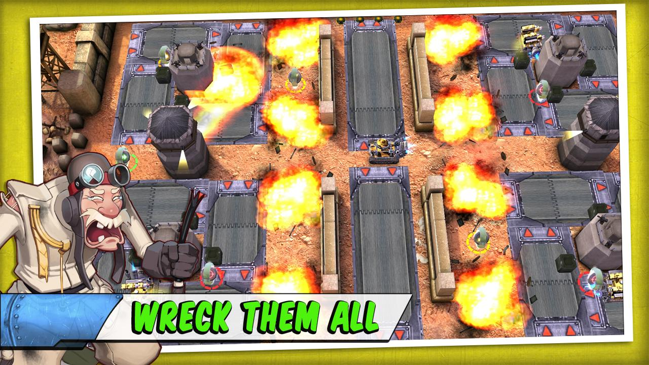 Tank Battles screenshot #4