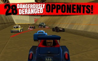 Screenshot of Carmageddon