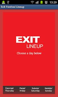 Exit Festival Lineup 2014