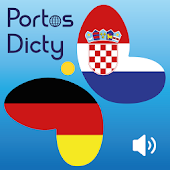 PortosDicty German Croatian