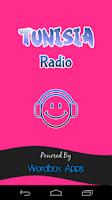 Screenshot of Tunisia Radio