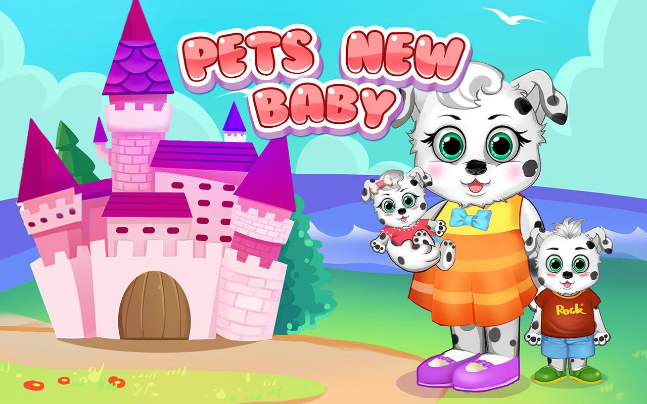 Pet Baby Care New Baby Puppy Apl Android Di Google Play