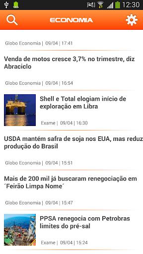 Notícias de Economia Brasil