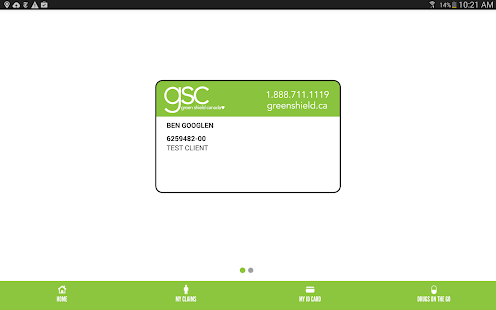 GSC on the Go- screenshot thumbnail
