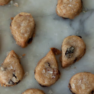 Toasted Almond Sables