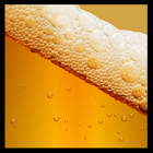 Beer & Battery level LWP icon