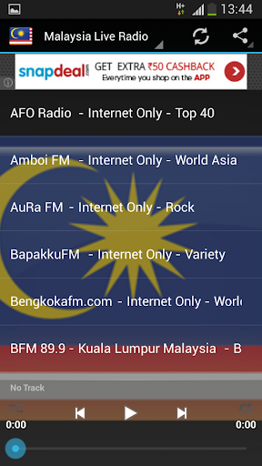 Malaysia Live Radio