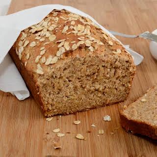 Honey Oat Quick Bread.